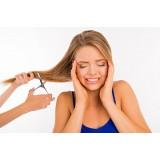 Тонкие, ослабленные волосы