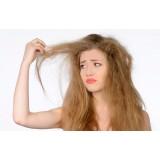От сухости волос и кожи головы